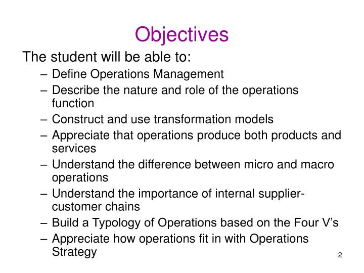 """role and objectives of operations Yet most it functions remain largely focused on cost optimization rather than  enabling enterprise growth goals and increasing value """"it the greatest."""