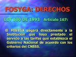 fosyga derechos1