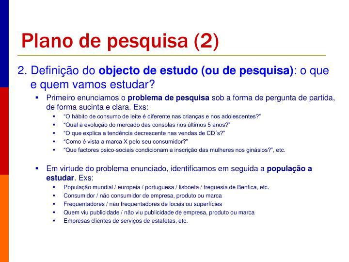 Plano de pesquisa (2)