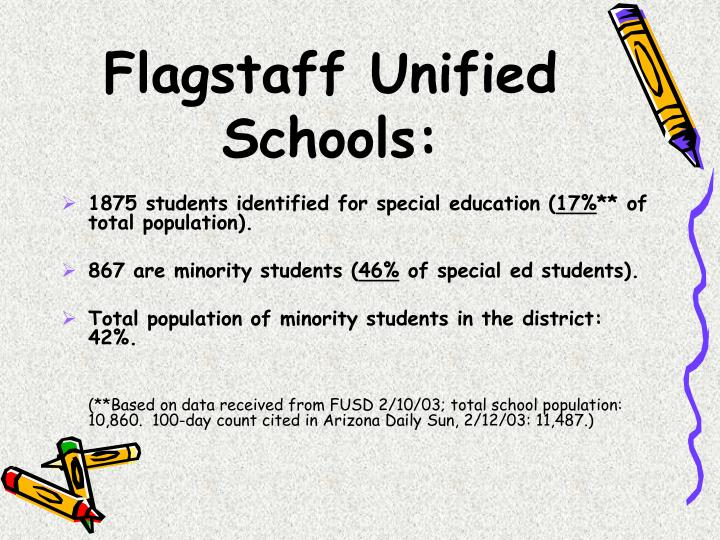 Flagstaff Unified Schools: