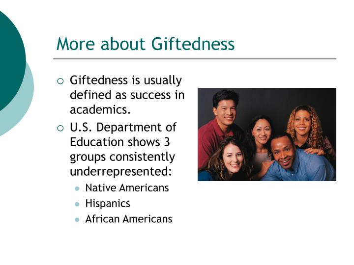 More about Giftedness
