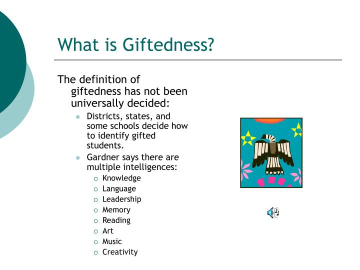What is Giftedness?