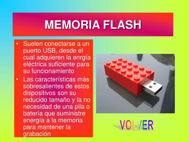 MEMORIA FLASH