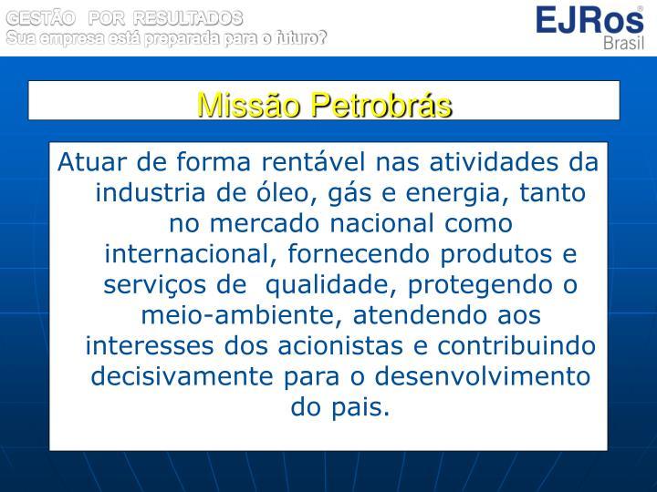 Missão Petrobrás
