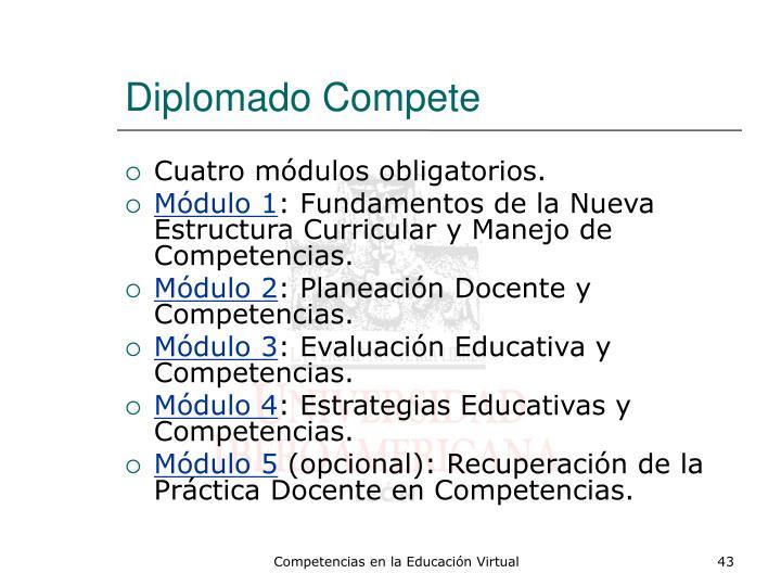 Diplomado Compete