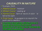 causality in nature2