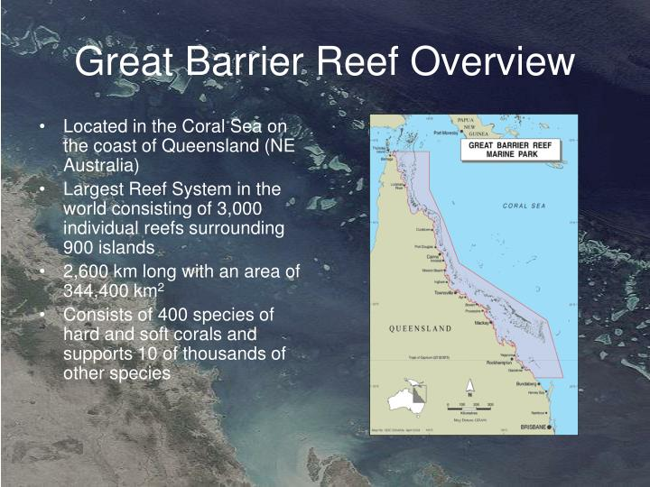 Great Barrier Reef Overview