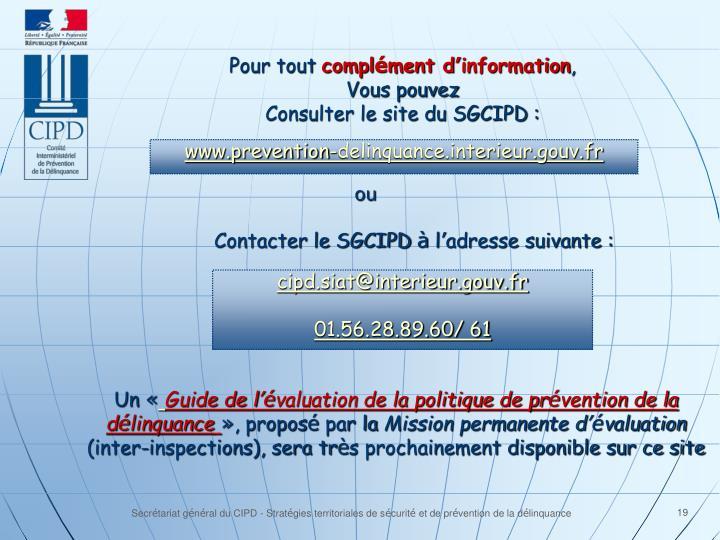 www.prevention-delinquance.interieur.gouv.fr