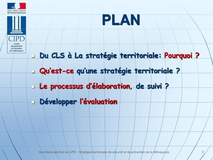 Du CLS à La stratégie territoriale: