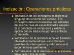 indizaci n operaciones pr cticas1