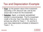 tax and depreciation example1