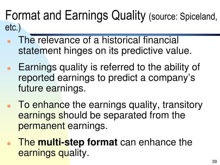 permanent versus transitory earnings and security valuation We estimate the trend in the transitory variance of male earnings in the  of permanent and transitory earnings  the social security earnings data .