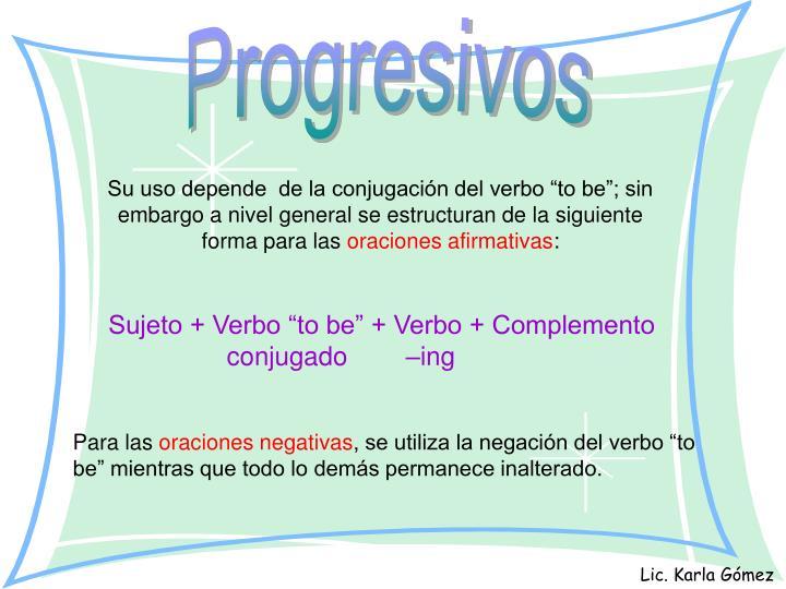 Progresivos