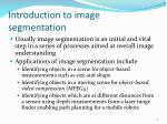 introduction to image segmentation1