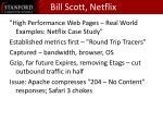 bill scott netflix