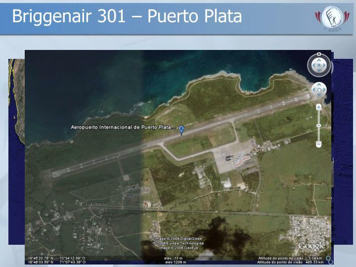 Briggenair 301 – Puerto Plata