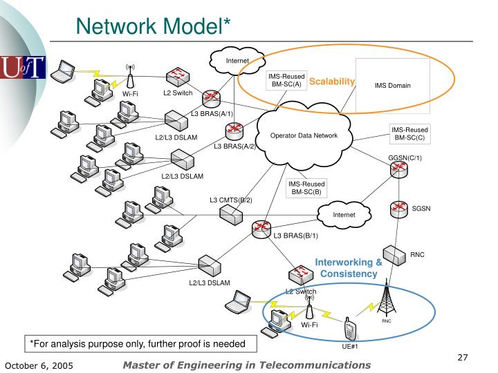 Network Model*