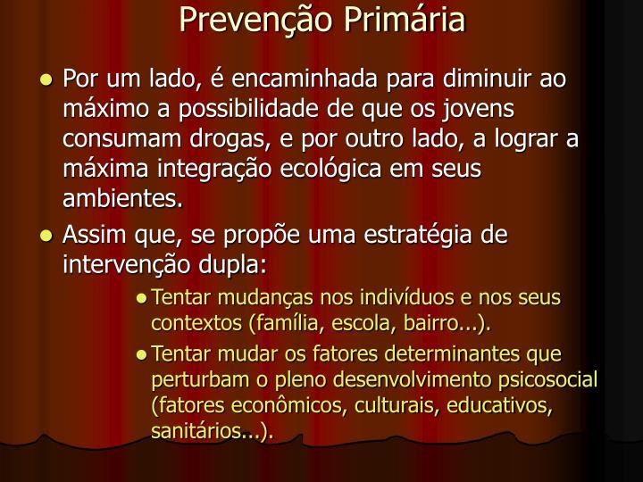 Prevenção Primária
