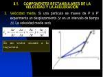 8 1 componentes rectangulares de la velocidad y la aceleraci n2