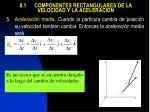 8 1 componentes rectangulares de la velocidad y la aceleraci n4
