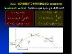 8 3 2 movimiento parab lico ecuaciones1