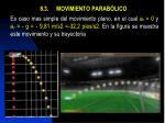 8 3 movimiento parab lico