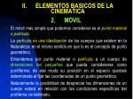 ii elementos basicos de la cinematica2
