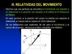 iii relatividad del movimiento1