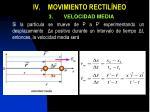 iv movimiento rectil neo2