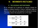iv movimiento rectil neo4
