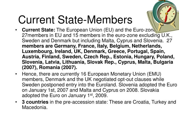 Current State-Members