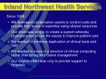 inland northwest health services