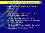 spokane internal medicine