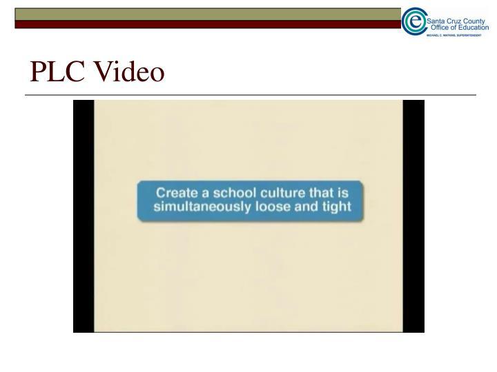 PLC Video