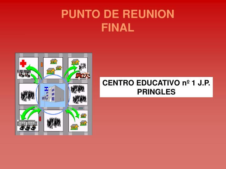 PUNTO DE REUNION FINAL