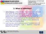 2 what is reflection