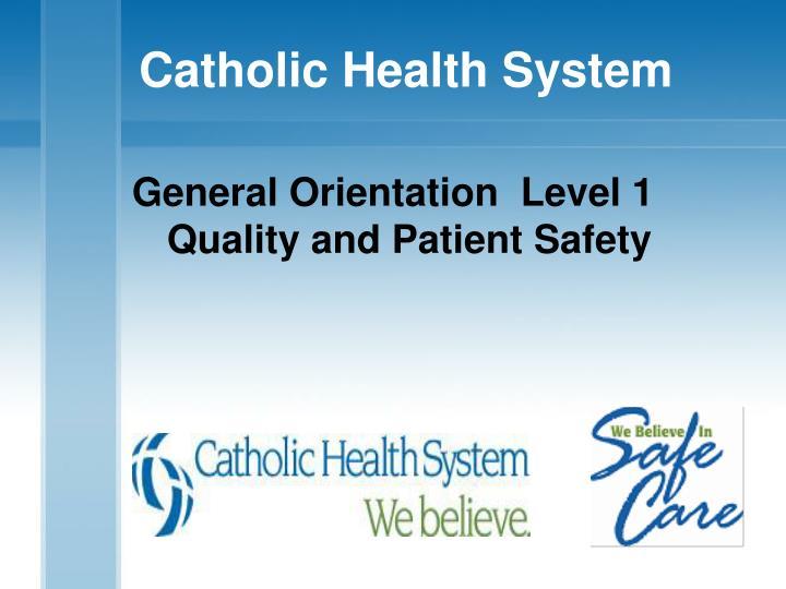 Catholic Health System