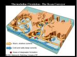thermohaline circulation the ocean conveyor