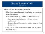earned income credit slide 1 of 3