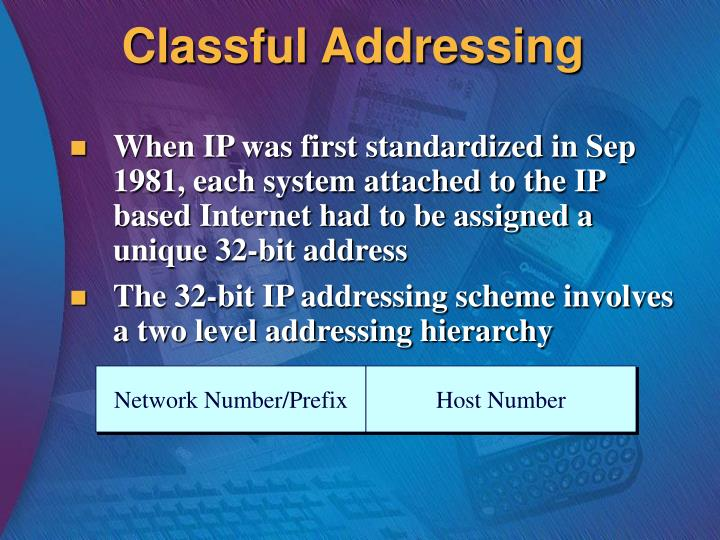 Network Number/Prefix