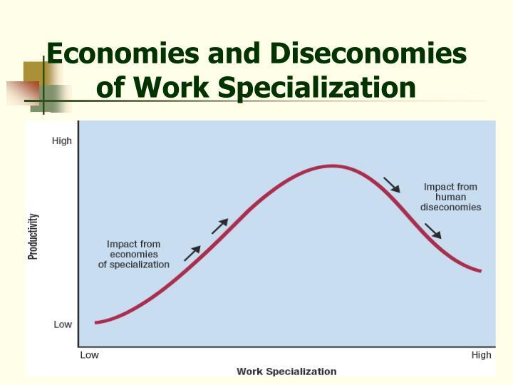 Economies and Diseconomies