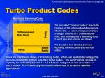 turbo product codes