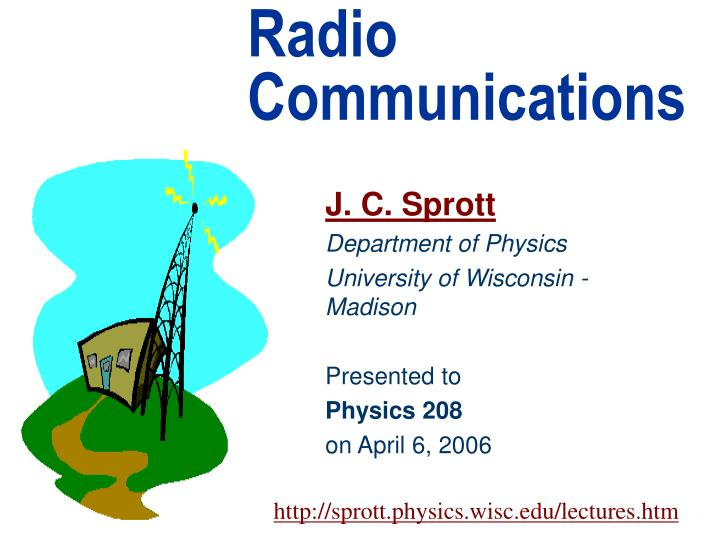 Radio communications