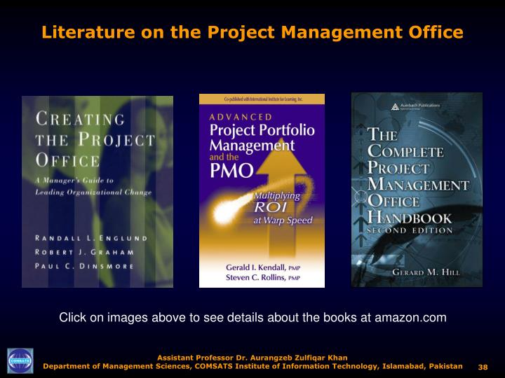 Literature on the Project Management Office