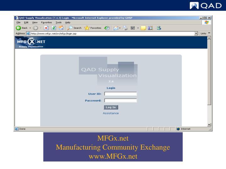 MFGx.net
