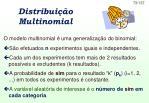distribui o multinomial1