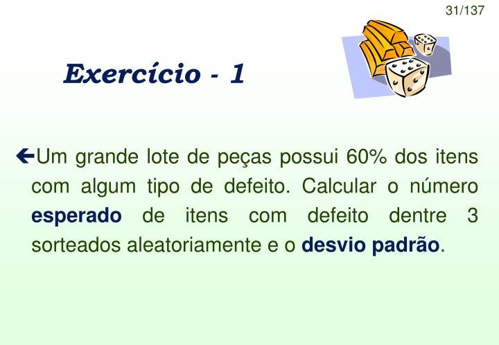 Exercício - 1