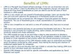 benefits of limn