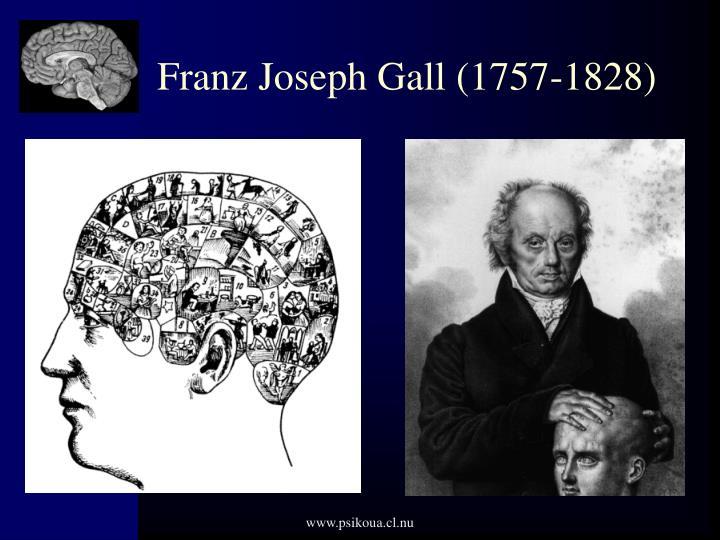 Franz Joseph Gall (1757-1828)