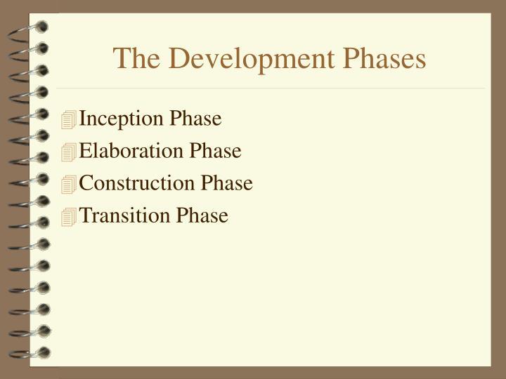The Development Phases